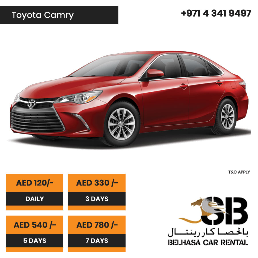 Car for rental and lease